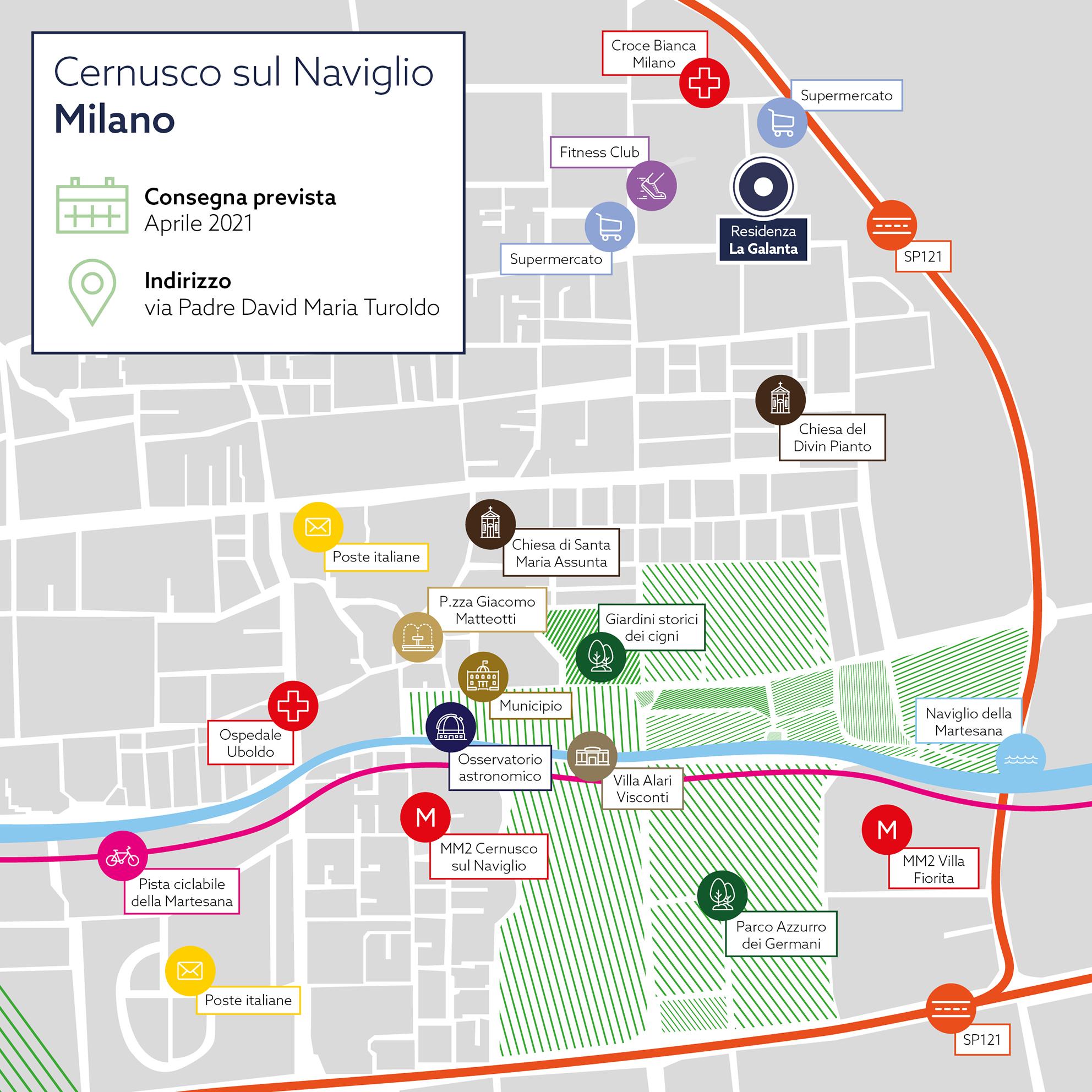 Mappa cernusco_galanta